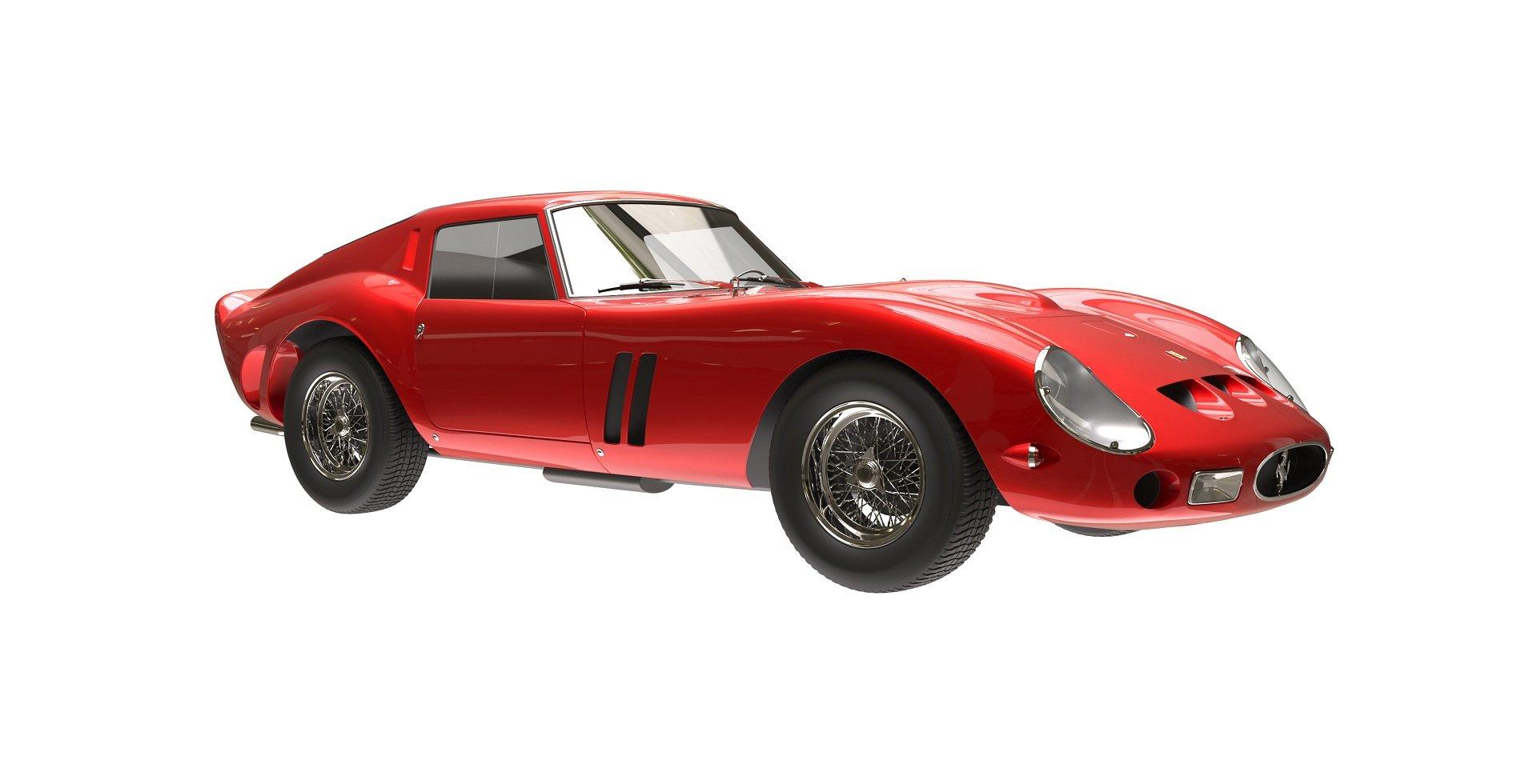 Ferrari 250 gto serie 1 1962